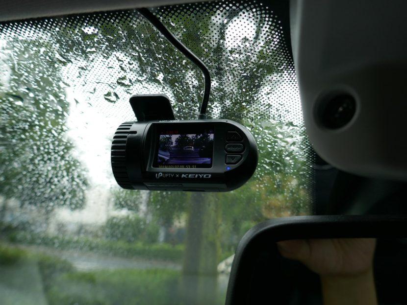 ドライブレコーダーUP-K01